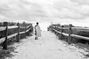 Last call (ranzino) Tags: 35mm emerson film ilford ilfordxp2 jerseyshore newjersey stoneharbor beach blackandwhite boogieboard nj shore vacation unitedstates us