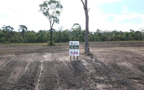 Lot 27 Abbey Circ, Weston NSW