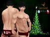 Santas Fave Ho Briefs (stephentryce) Tags: briefs boxers men undies underwear speedo santa christmas xmas sl secondlife avatar virtual sexy