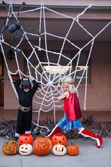 20171031_Halloween_0015.jpg (Ryan and Shannon Gutenkunst) Tags: jackolanterns carsongutenkunst spider codygutenkunst pumpkincandybuckets halloween halloweendecorations wonderwomancostume web costumes batmancostume pumpkins