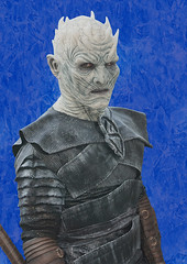 Night King (LegionCub) Tags: gameofthrones got costume cosplay dragoncon dragon con convention 2017 cersi jamie euron renly john snow dany khaleesi varys littlefinger lady olenna ironthrone group melisandre tormund wildlings fantasy