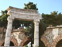 4.11.16 | Tokyo, Japan (The Fringe tales) Tags: rosepetal disneyland disneysea colliseum edifice romanarchitecture roman rome