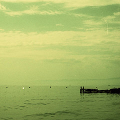 Lake (LucieOnTheBridge) Tags: switzerland suisse lac colorama argentique nikon analogic