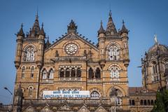 Mumbai - Bombay -Chhatrapati Shivaji Terminus-11