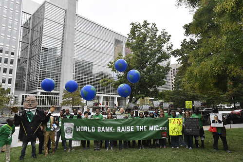 AHF event at the World Bank Headquarters Headquarters  (please check w/ onsite client contact on actual event name)