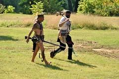 DSC_4979 (Mark Morello) Tags: rogersisland fortedward newyork frenchandindian encampment battle majrobertrogers british french indians usa