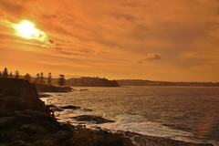 Kiama sunset (Sten Parker) Tags: kiama southcoast shaolhaven