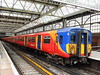 A South West Trains Class 455, London Waterloo (Steve Hobson) Tags: south west trains swt london waterloo class 455 emu