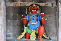 Brihadishwara Temple, Dedicated to Shiva, built by Rajaraja I, completed in 1010, Thanjavur (121) (Prof. Mortel) Tags: india tamilnadu thanjavur brihadishwara temple chola rajaraja hindu hinduism