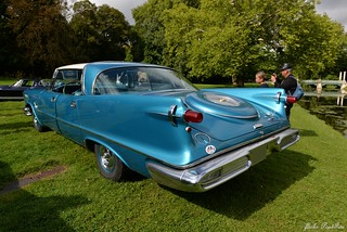 1957 IMPERIAL four door Southampton