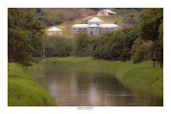 The White House (Marcos Jerlich) Tags: house botanical garden botanicalgarden windows glasshouse countryside colorful contrast river trail naturaleza november flickr 7dwf sorocaba brasil américadosul canon canont5i canon700d efs55250mm architecture building landscape marcosjerlich