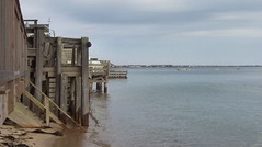 High tide (mishainmadrid) Tags: ptown provincetown capecod