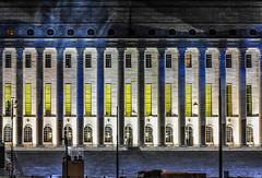 night light (TeRo.A) Tags: eduskuntatalo parliamenthousefinland helsinki jssirén arkkitehtuuri