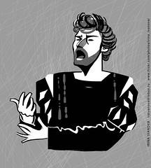 Kaufmann-1 (Irina V. Ivanova) Tags: illustration portrait opera theater musician music classical iconicportrait celebrity singer kaufmann