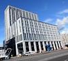 2016/17 Berlin Hotel Motel One 19Et./60mH/708Zi. Grunerstraße 3 in 10179 Mitte (Bergfels) Tags: architekturführer bergfels 201617 2016 2010er 21jh nach1989 berlin hotel hochhaus motelone 19et höhe 60mhoch 60mh grunerstrase 10179 mitte beschriftet