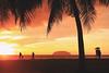 丹絨亞路夕照 Pantai Tanjung Aru (游青峰 Daniel) Tags: sabah canon6d canon sunset 夕陽 日落 沙巴 沙巴之旅 北婆羅洲 pantaitanjungaru