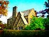 Autumn Encore (e r j k . a m e r j k a) Tags: pennsylvania bethelpark abode autumn house encore erjk warercolor