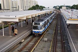 Metro - Spaklerweg