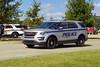 Charleston PD_0946 (pluto665) Tags: cplmichaelmiddlebrookloddfuneral cruiser squad car suv copcar piu explorer wv