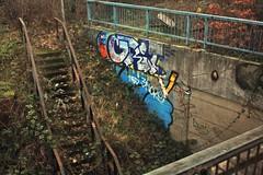 Grit - Hackney Wick (GRAFFLIX (grafflix.co.uk)) Tags: grit nbd graff graffiti