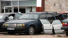 J577 SEB (Nivek.Old.Gold) Tags: 1992 volvo 940 td estate 2383cc