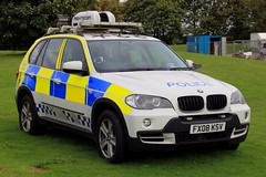 Lincolnshire Police BMW X5 Roads Policing Unit Traffic Car (PFB-999) Tags: lincolnshire lincs police bmw x5 4x4 roads policing unit rpu traffic car vehicle lightbar grilles leds fx08ksv