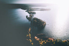 Autumn bloom (Airpixelsmedia) Tags: drone aerial autumn color sunset sweden landscape nature forest road flickr 500px travel adventure airpixels airpixelsmedia