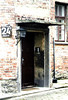 Poland.  September 18th.-25th. 2001 . (Cynthia of Harborough) Tags: 2001 architecture doorways entrances