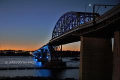 10182017_IMG_5602 (Chris Podosek) Tags: niagara river peace bridge buffalo wny wnyimages sunset timelapse