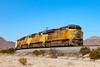 Union Pacific ES44AC 2557 (rmssch89) Tags: train railroad railway freight desert arizona unionpacific ge emd gevo sd70 es44 diesel yellow flag curve