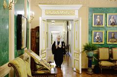 11. Заседание Священного Синода РПЦ от 6 октября 2017 г
