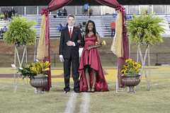 Homecoming court (AppStateJay) Tags: nikon d7100 tamron70200mmf28dildifmacro tamron70200mmf28 tjca thomasjeffersonclassicalacademy gryphons 2017 homecoming court rutherfordcounty nc northcarolina charterschool highschool