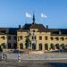 Uppsala old railway station