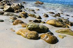 Boulders in the Bay 7450 (Ursula in Aus) Tags: bournda bourndanationalpark kangaruthawalk npawalk tathra walk boulderbay
