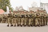 Battle Group Poland TOA ceremony Oct. 20, 2017-1-21 (2d Cavalry Regiment) Tags: strongeurope battlegrouppoland bemowopiskietrainingarea british britisharmy britishsoldiers dragoons eucom europe lightdragoons nato soldiers usareur enhancedforwardpresence