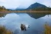 Vermilion Reflection (Tim Gupta) Tags: vermilionlakes banff banffnationalpark canada reflection landscape