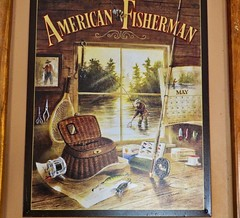 HSS - American Fisherman (chauvin.bill) Tags: sign signsunday hss americanfisherman
