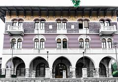 Ilirska Bistrica (rlubej) Tags: notranjska building