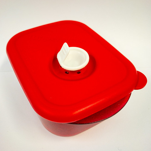 Microwave safe Tupperware ® container