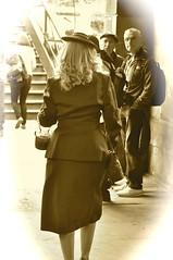 _DSC0433 (petelovespurple) Tags: 1940s 2017 wwii ww2 wartimeweekend warweekend women men england enjoyment ryedale reenactment yorkshire yesteryear uniforms unitedkingdomuk people petee pickering plp pickeringwartimeweekend pickeringwarweekend ladies landgirls lasses happy hats heels girls gentlemen gals fun festival furs fortiesweekend forties d90 dresses smiling stockings skirts sexy seamedstockings shoes seams army airforce navy costumes cosplay candid vintage vintagecars boots boys beautiful nikon northyorkshire nylons nymr