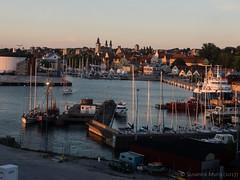 Visby, Hafen (Blinde 8) Tags: boot gotland schweden sweden sxhiff visby boat ship