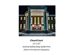 "Closed Court • <a style=""font-size:0.8em;"" href=""https://www.flickr.com/photos/124378531@N04/37874329426/"" target=""_blank"">View on Flickr</a>"