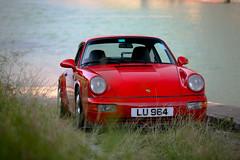 Porsche, 964, Hong Kong (Daryl Chapman Photography) Tags: porsche 964 carrera german red lu964 hongkong china sar canon 5d mkiii 70200l car cars carspotting auto autos automobile automobiles