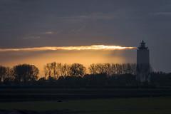 Watertoren - Oostburg - The Netherlands (wietsej) Tags: watertoren oostburg the netherlands rx10 rx10m4 iv sunrise sony rx10iv