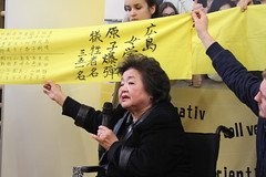 Setsuko Thurlow in Vienna