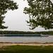 Embarcações no rio Danúbio
