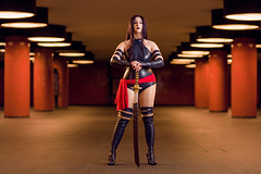 Psylocke (azproduction) Tags: azproductioncosplayphotography animecosplay canon cosplayphotography gamecosplay germancosplayphotography godox phottix sigma cosplay girl xmen psylocke