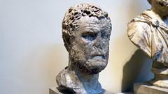 Lullingstone portrait bust (Pertinax?)