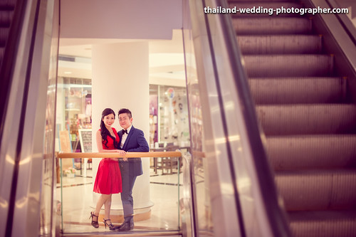 Bangkok Art and Cultural Centre Bangkok Thailand Wedding Photography | NET-Photography Thailand Photographer