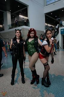 LA Los Angeles Comic Con 2017 Cosplay LACC
